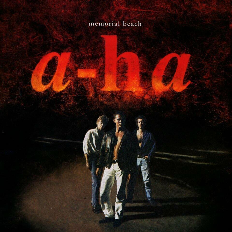 Внешний диск. a-ha. Memorial Beach.
