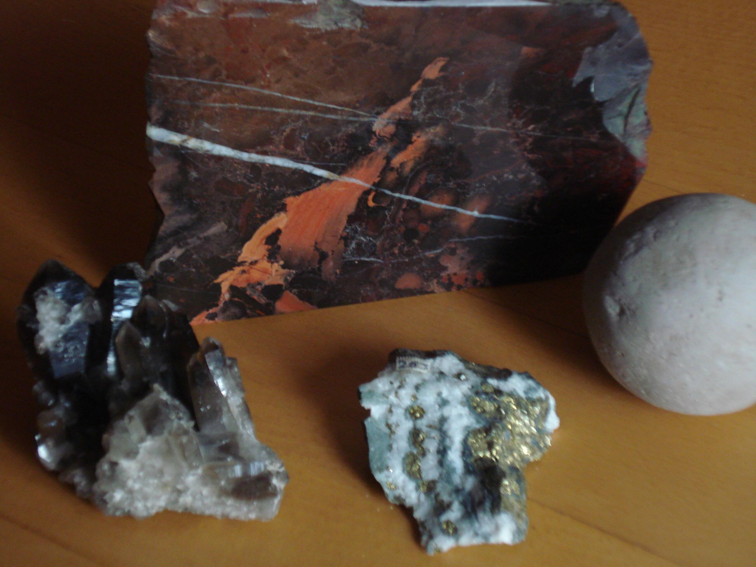 Я люблю камни