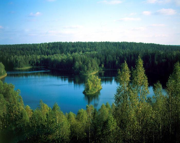 Озеро Моё