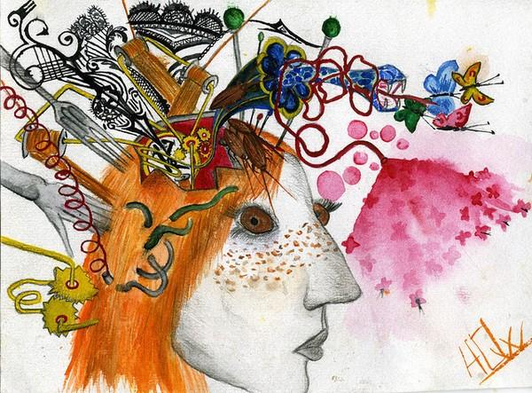 мысли спутанные