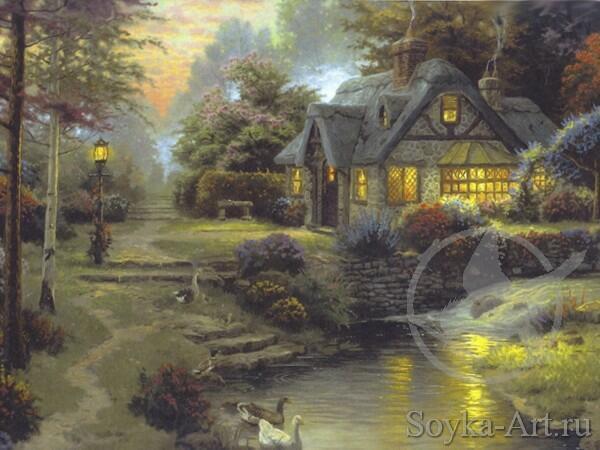 Мы здесь жили