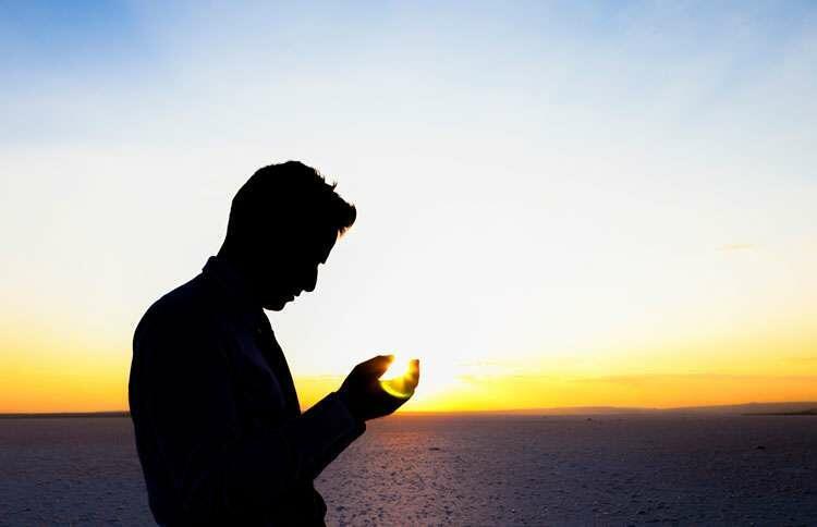 Отыскать в себе к Вечности нити