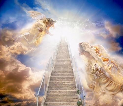 Только верующий знаетБытия высокий смысл,Коль Господь навеки с намиИ Его все чада мы !ВременнОе пребыванье -К вечности...