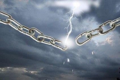 Зависимости цепи прочнее стальных кандалов
