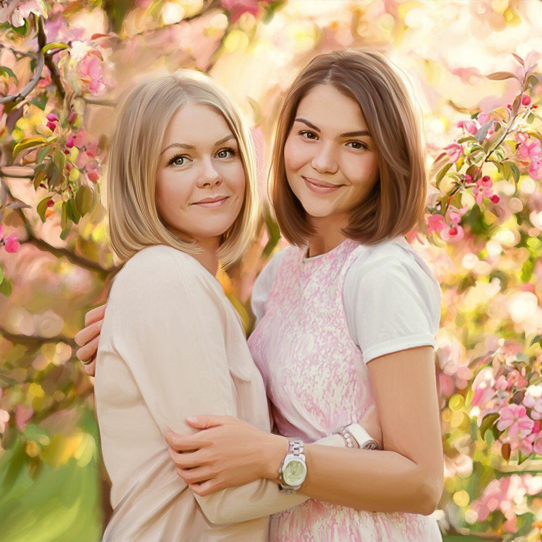 Картинки к фото сестры