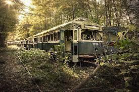 Кладбище домашних трамваев
