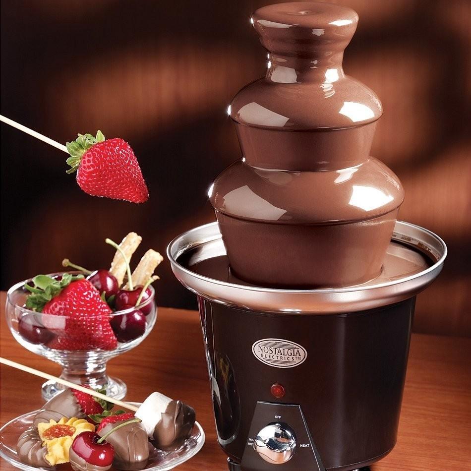 картинки шоколадный фонтан эгидиус это