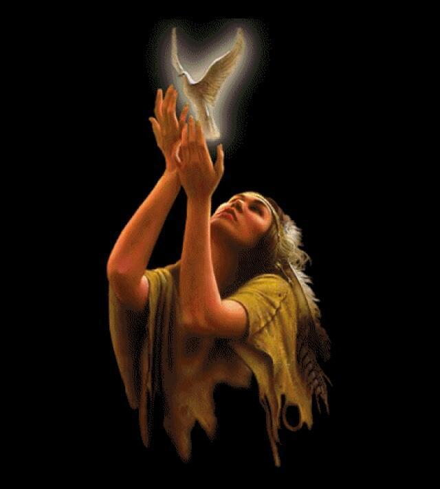 Душа – это белая птица