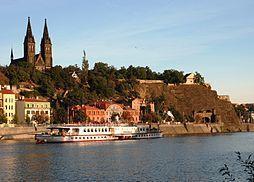 Вышеград - символ  Чехии.  Место  силы