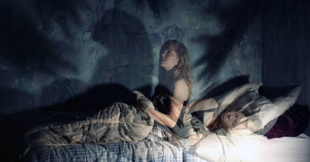 Знаете, о таком сне, когда вы внезапно понимаете, что спите.