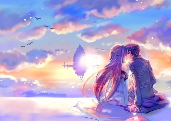 """""""Она мой рай, мой океан забвения"""""""