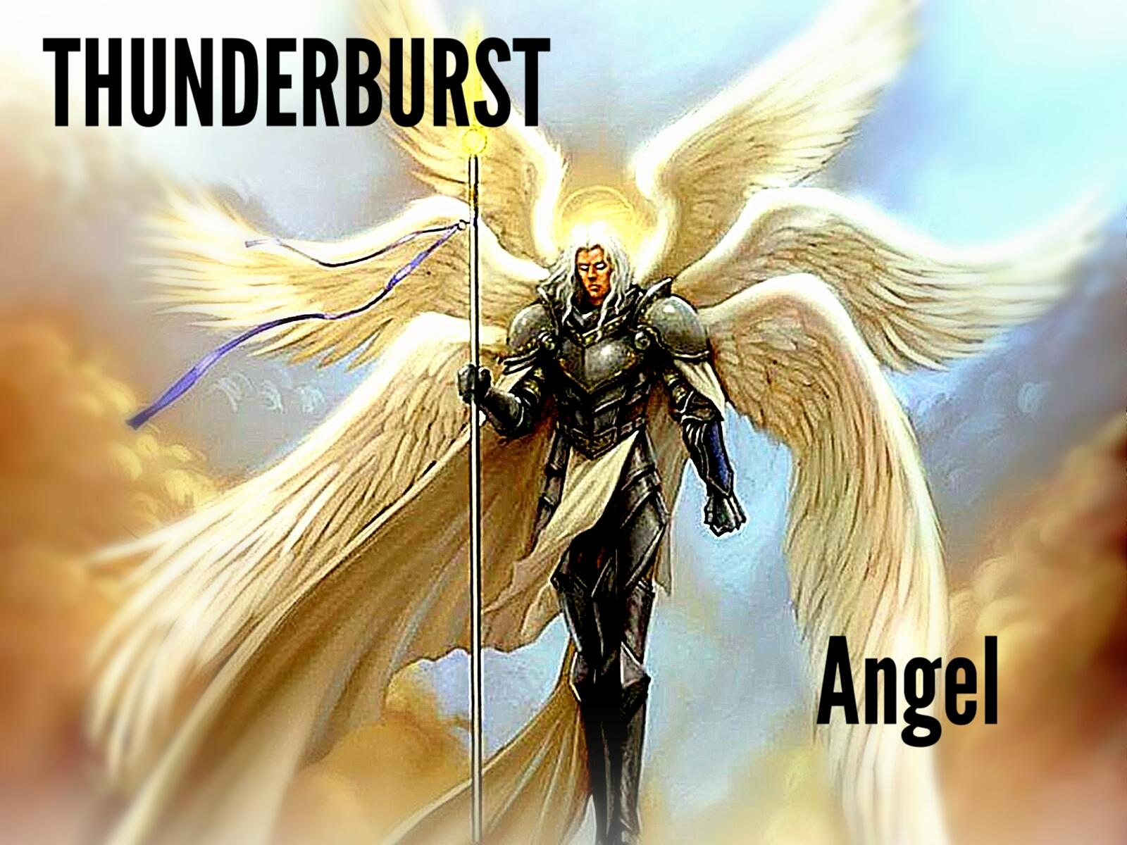 Fotos de anjos guerreiros 57