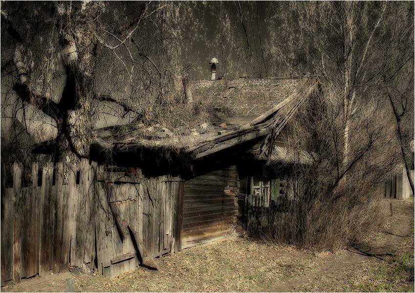 Дом на краю прошлого описание