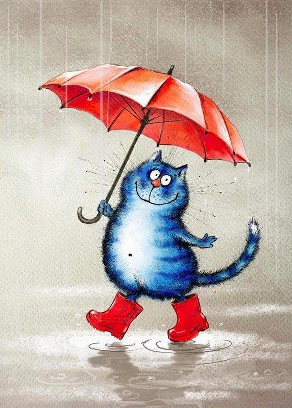 веселое настроение картинки в погоде
