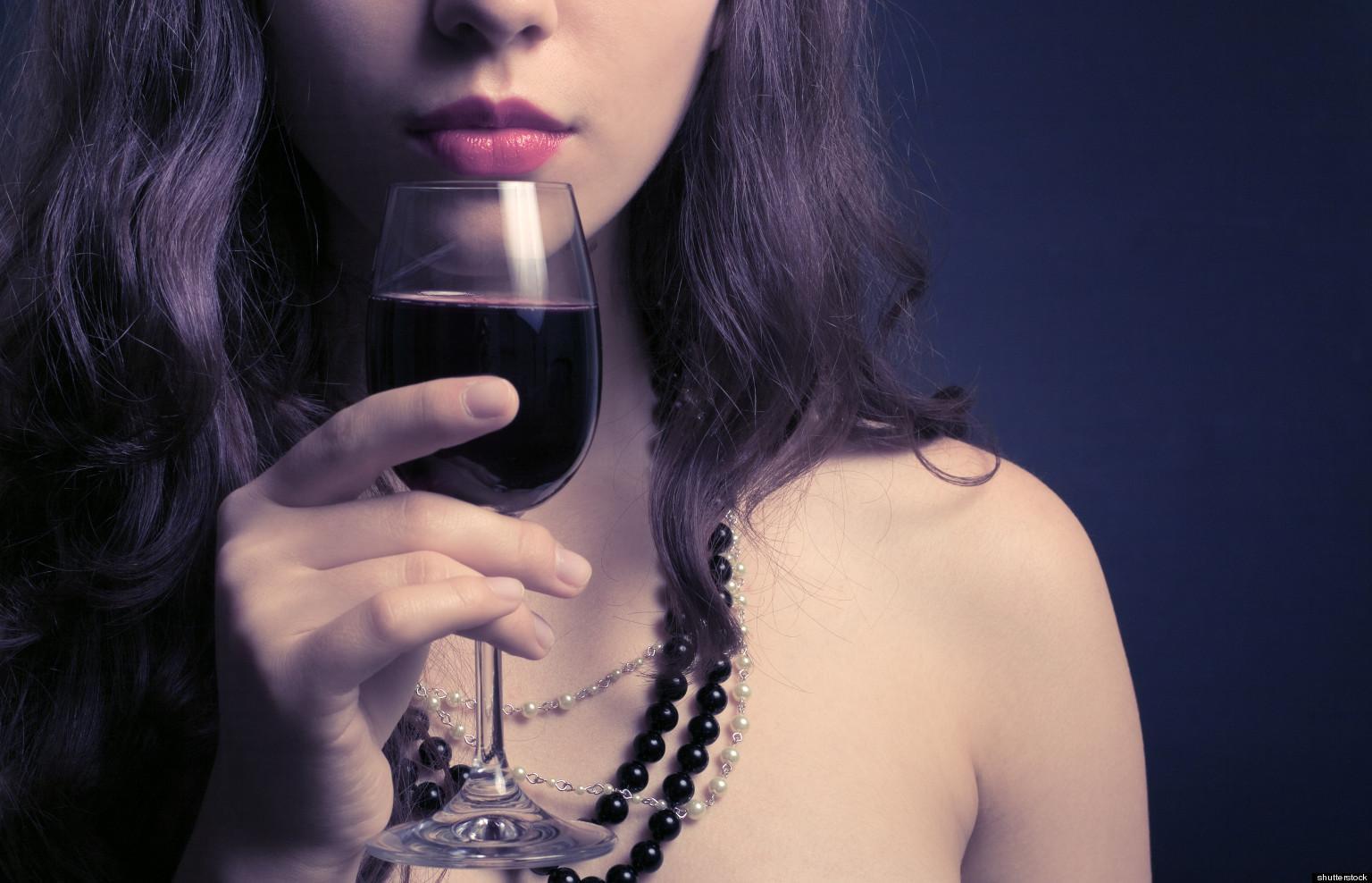 фотки с вином на аву мне ней нравится