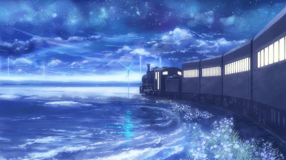 Небесный вокзал