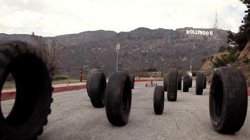 шины у вершины... Критика человека от лица шины