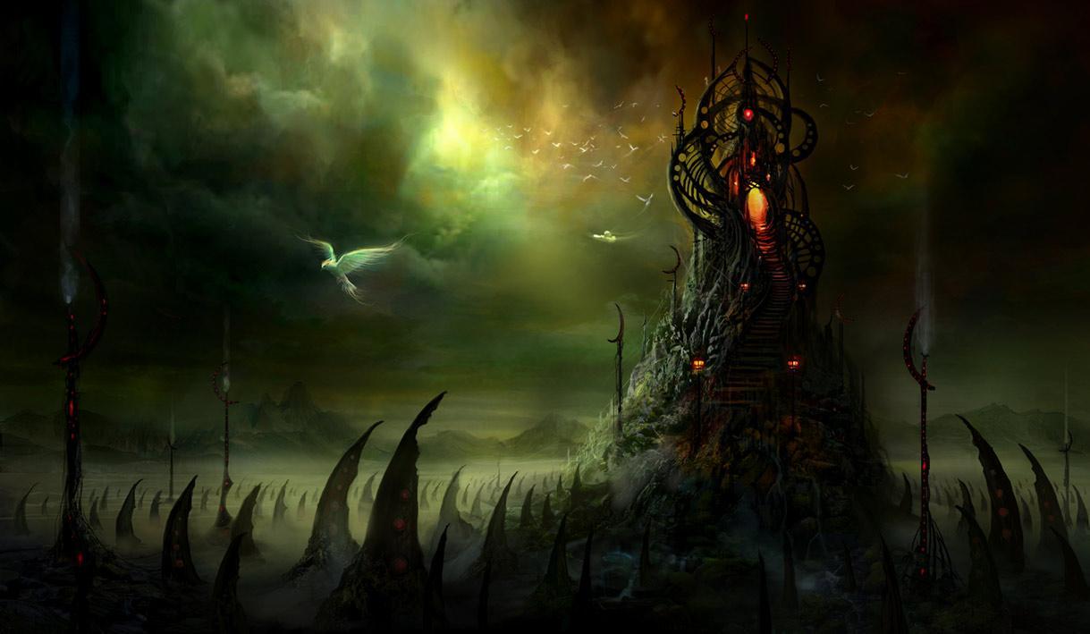 Тёмный мир