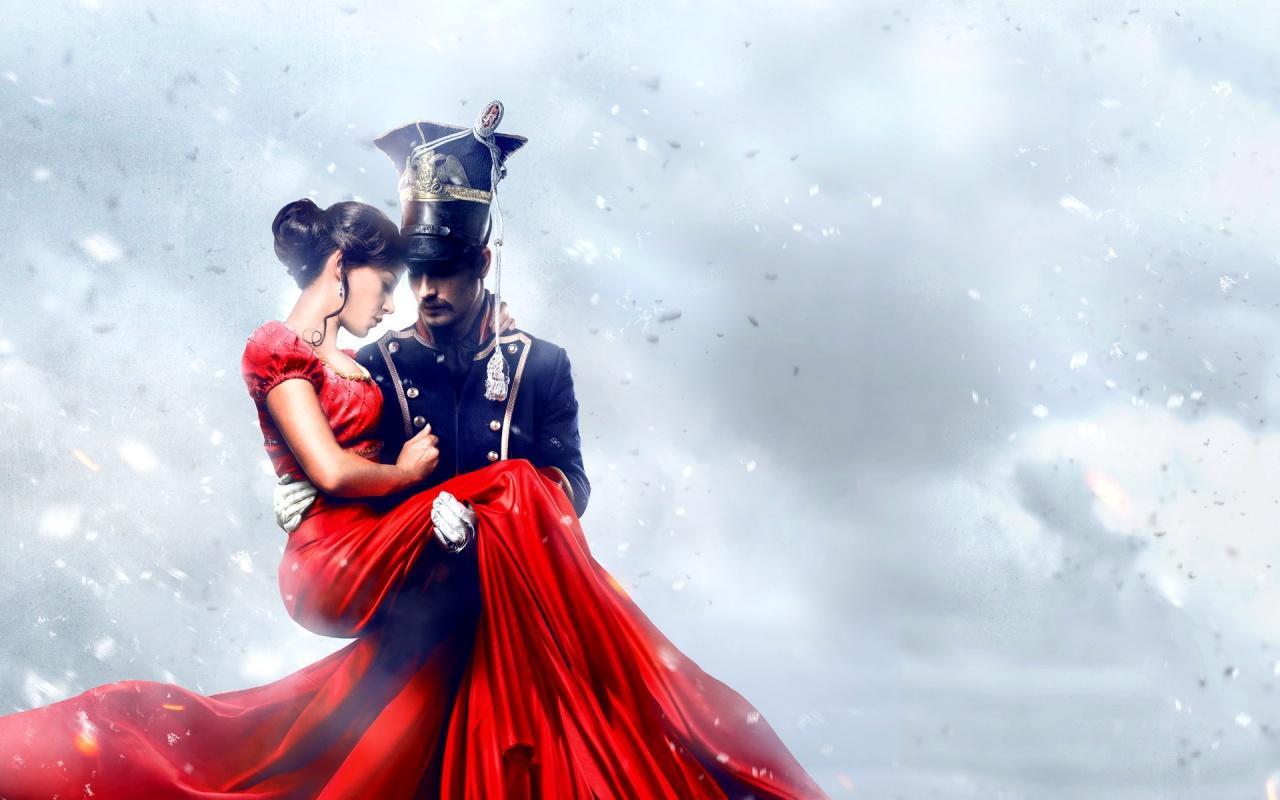 Природы русской красочный пейзаж... Наивный поцелуй прелестной дамы... Гусарский дух, свиданья, эпатаж... Шампанское, дуэли, эп...