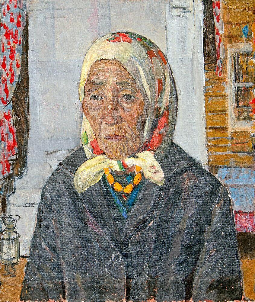 Бабушка, 2001 год