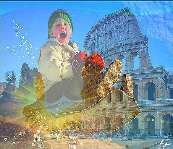 Дороги в Рим