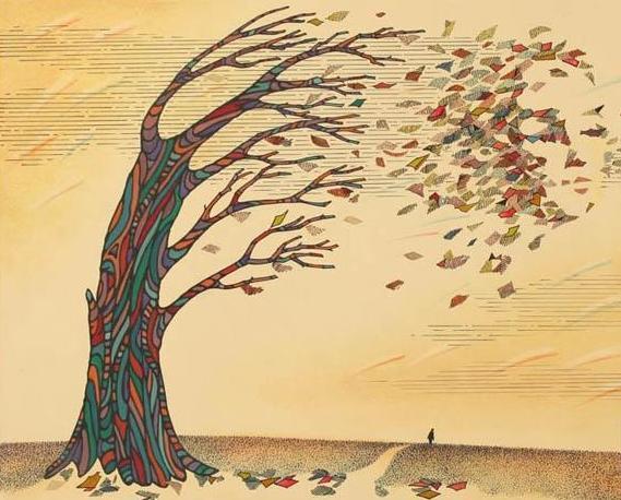 картинки как деревья гнет ветер реквизиты обязательны, если