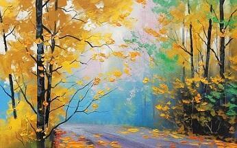 Внемлю тебе, Осень...