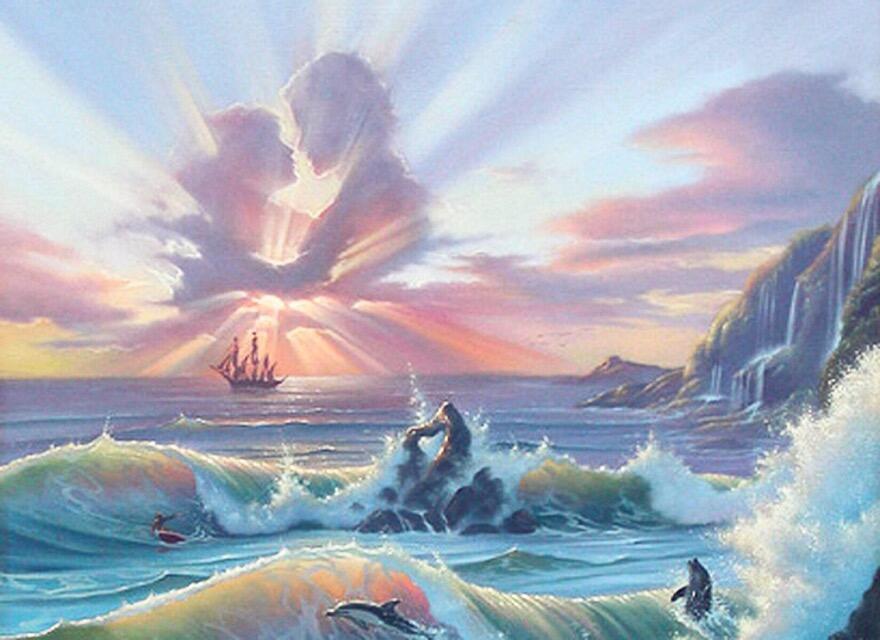 Мы океаны