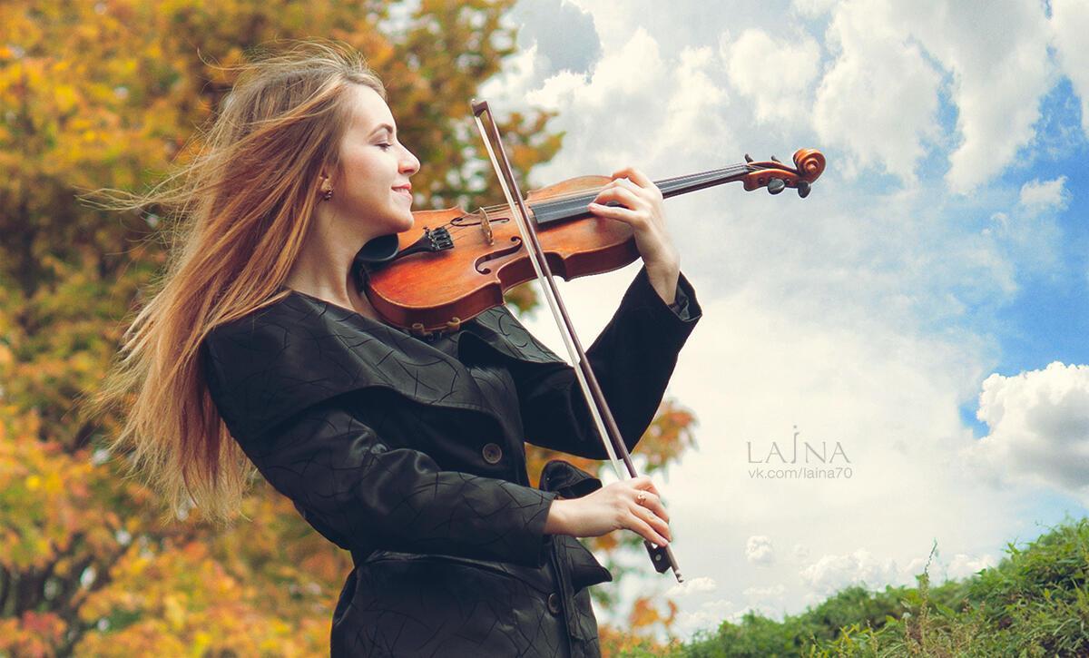 осень скрипка картинки живете квартире, это