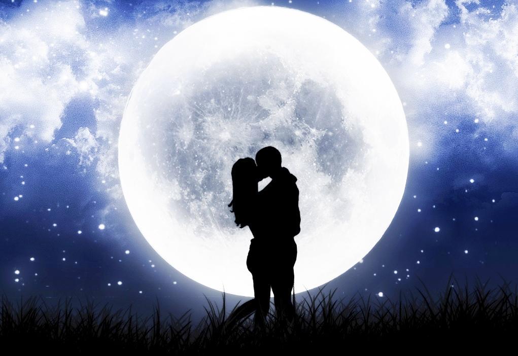 Картинки на тему ночь и любовь