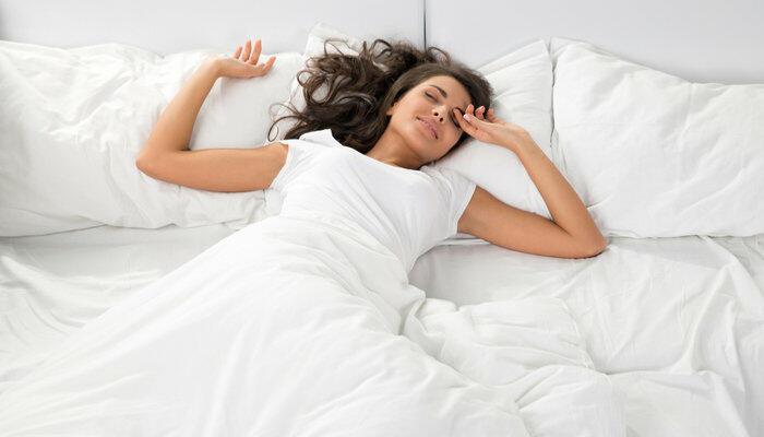 Возле спящей любимой