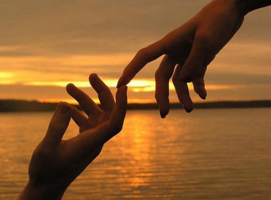 Когда ты рядом ласкаешь меня своими руками