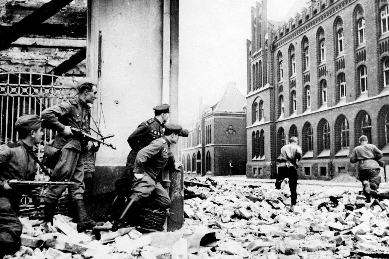 Берлинская битва фото