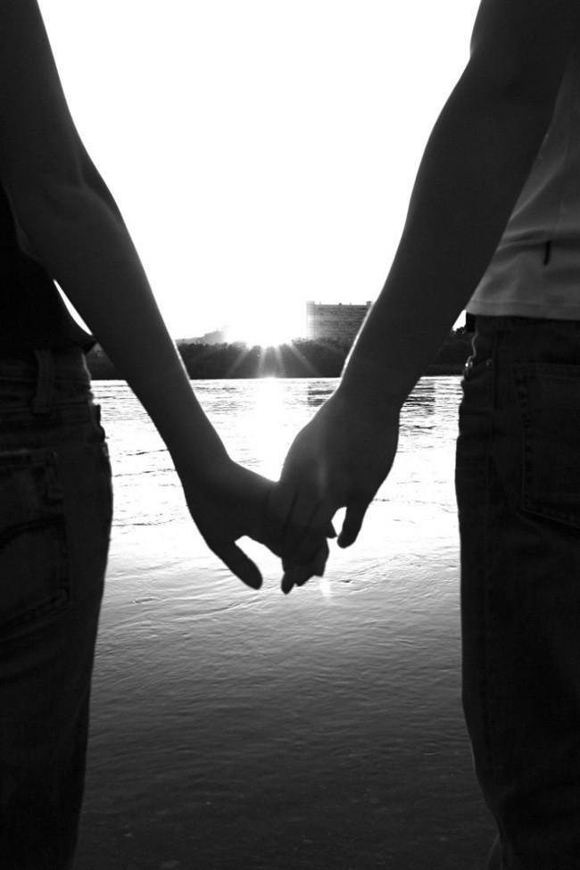 рука об руку мы с тобой идем теплое время года