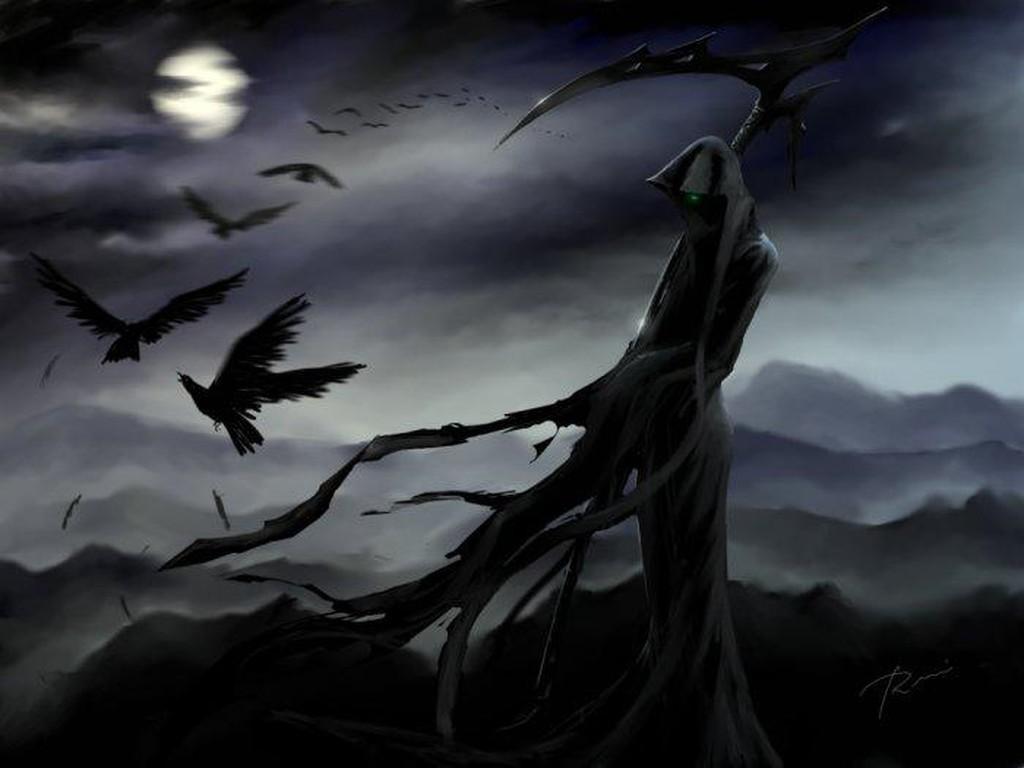 Черный ворон прилетел - не к добру. Каркал подлый, что я скоро помру. Весть печальная режет по нутру. Вроде рано еще гаснуть ко...