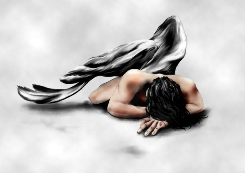 Ангела за трапезой картинки
