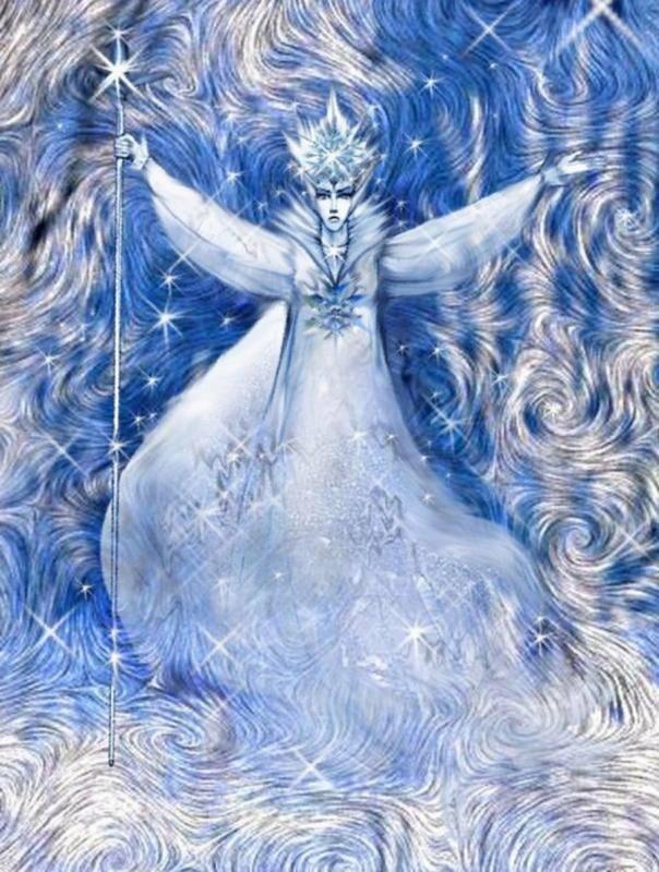 ---Зима царица---