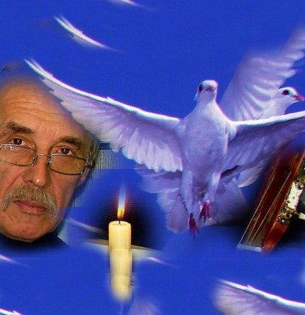 Горит свеча  поёт Евгений Грант