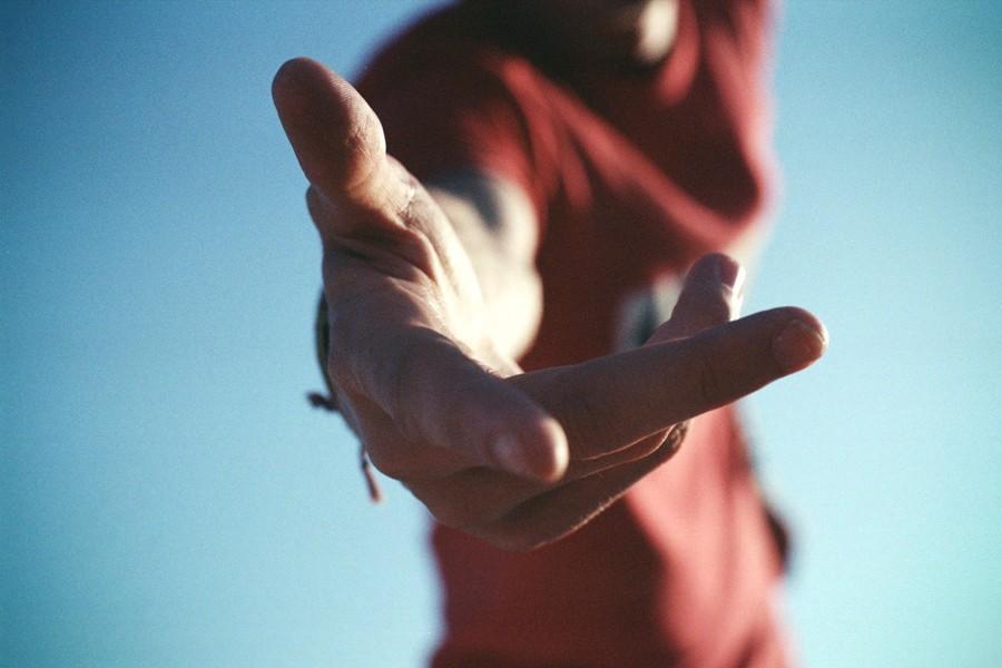 Дай мне свою руку и мы поднимемся выше 22