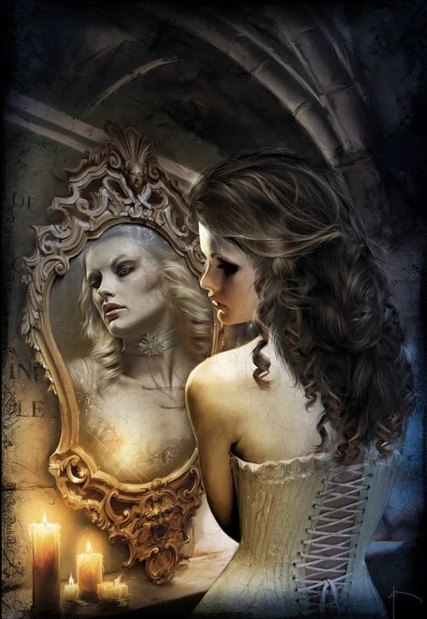Ненавижу зеркала