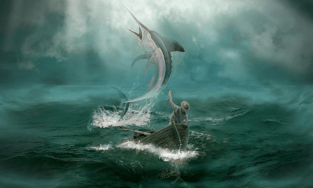 Рыбак или la mar* (конкурсное)