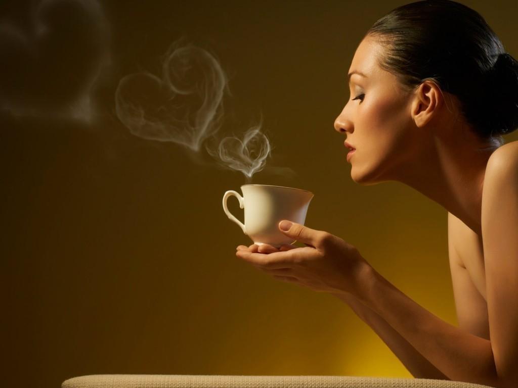 Ты запах Кофе