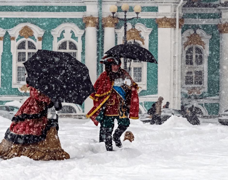 В ожидании снега