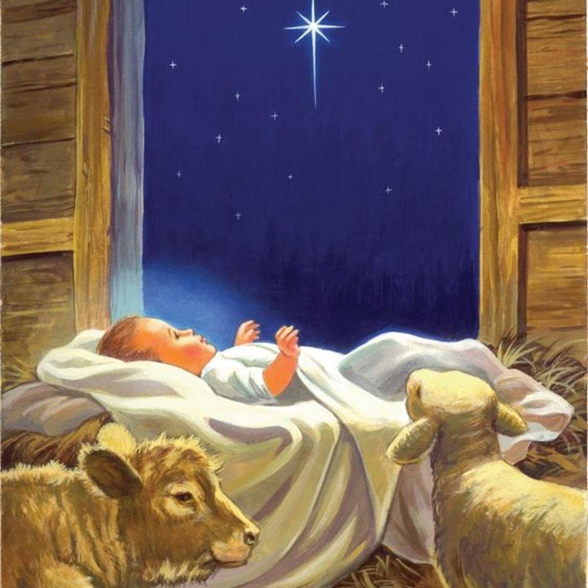 Открытки о рождении христа