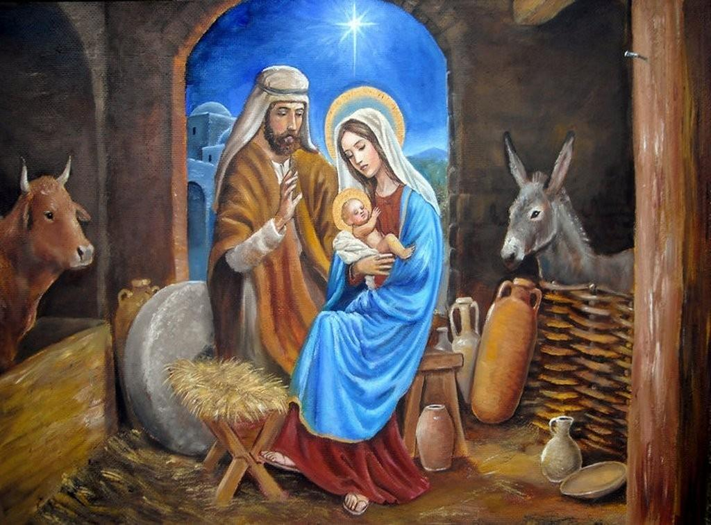 Beautiful christmas nativity images