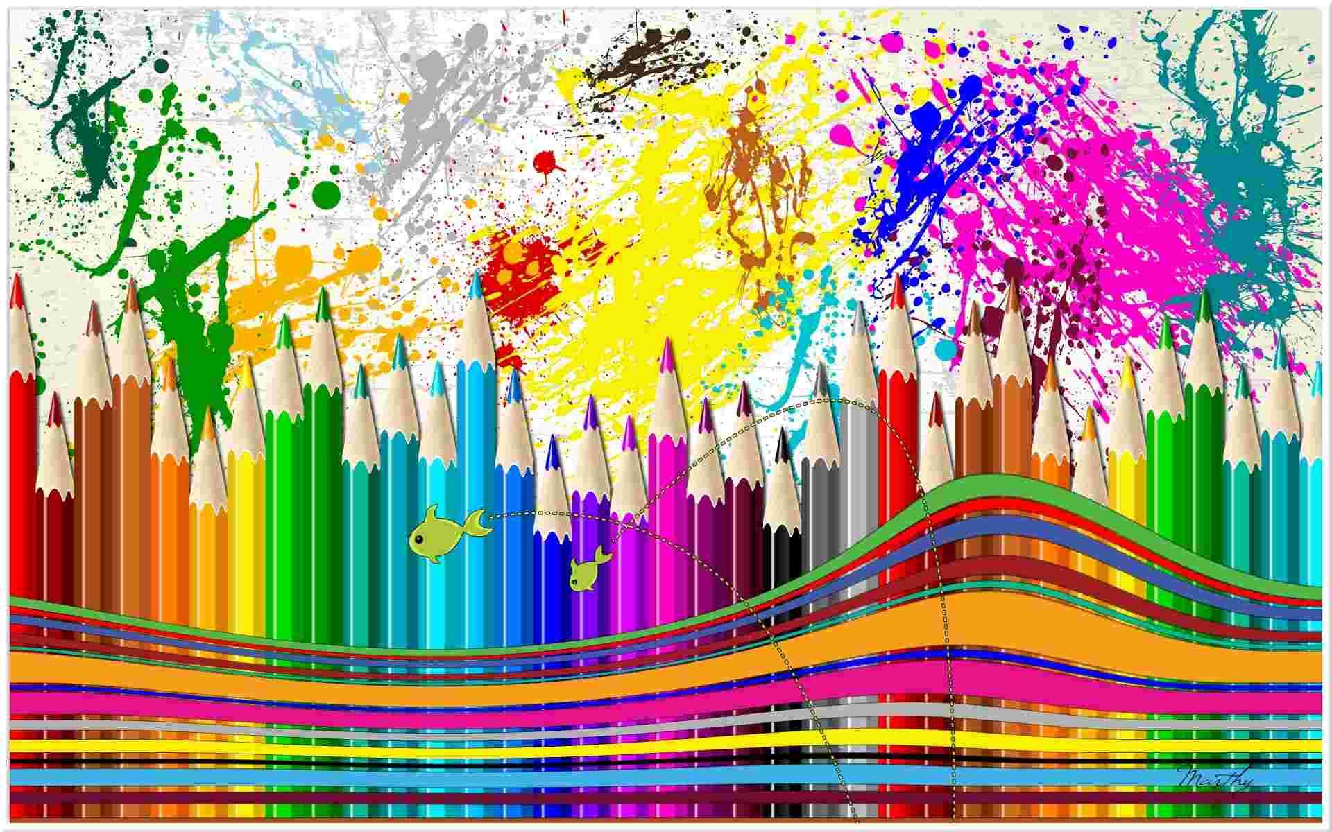 Моей души карандаши