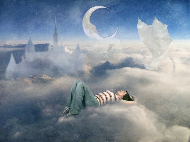 сон летаешь во сне спасибо небу, что