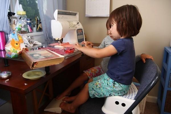 Уроки по шитью детям