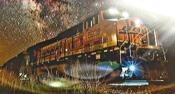 Пьяный поезд