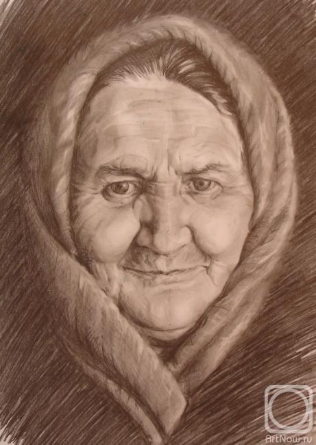 Старость картинки для срисовки
